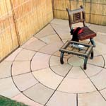 Landscaping Products Circle Paving Supplier,Exporter,India
