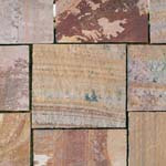 Sandstone Buff Fossils sandstone Supplier,Exporter,India