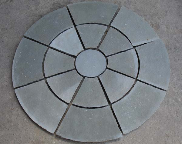 Kota Blue (Lime stone ) Circle