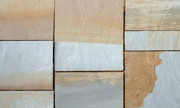 Lemon (Sandstone) Handcut paving