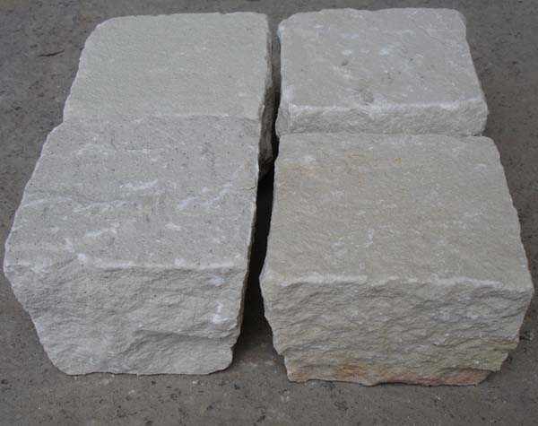 Mint Sandstone Cobbles (Sets)
