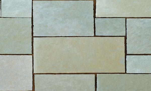 Kota Brown (Limestone) Handcut paving
