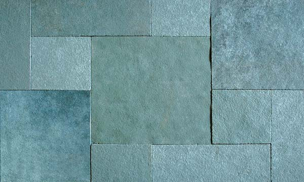 Kota Blue Natural sawn tiles