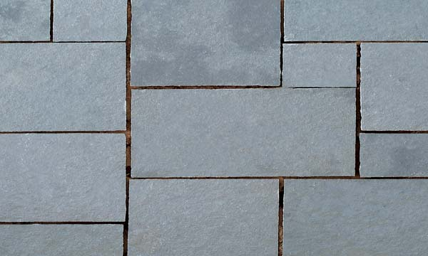 Tandur Grey natural surface handcut paving