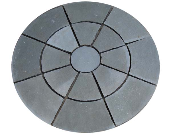 Kota Blur Circle paving