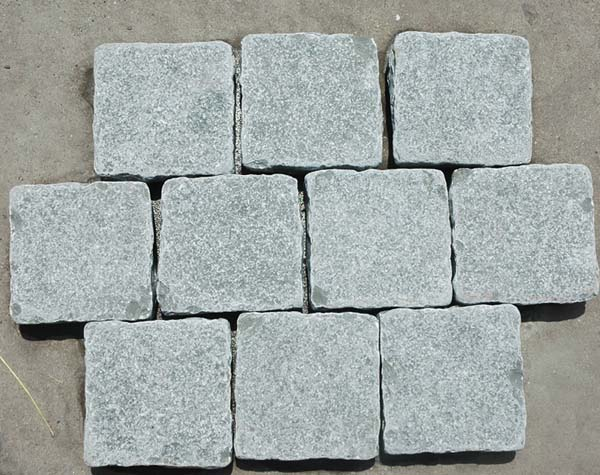 Tndur Grey Cobbles Tumbled (Vibrated)